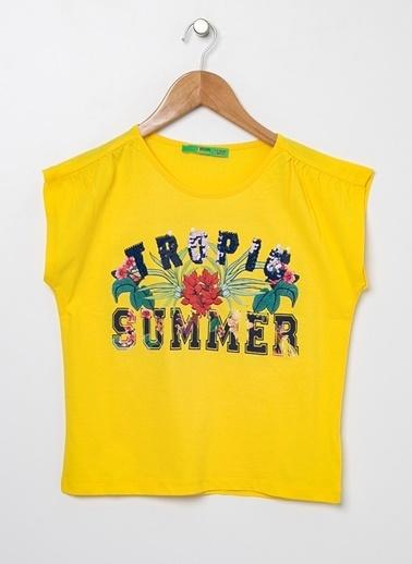 Limon Company Tişört Sarı